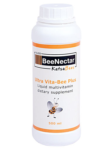 Ultra Vita-Bee Plus (11117) 500mL(725gr)